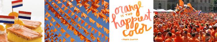Oranje koninginnedag